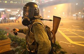 Hongkong: chrześcijanie apelują o dialog, uspokojenie sytuacji