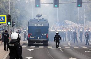 Białystok: policja publikuje wizerunki i szuka osób podejrzanych o zajścia na sobotnim Marszu Równości