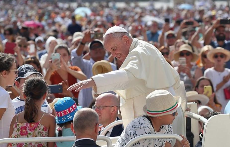 Franciszek: mądrość serca polega na łączeniu kontemplacji i działania [DOKUMENTACJA]