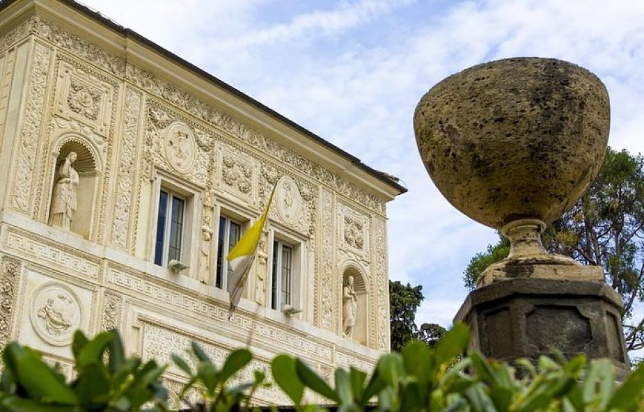 Papież mianował noblistę nowym członkiem Papieskiej Akademii Nauk