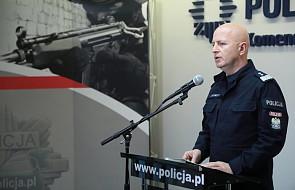 Policja prosi dziennikarzy o przekazywanie nagrań wydarzeń w Białymstoku