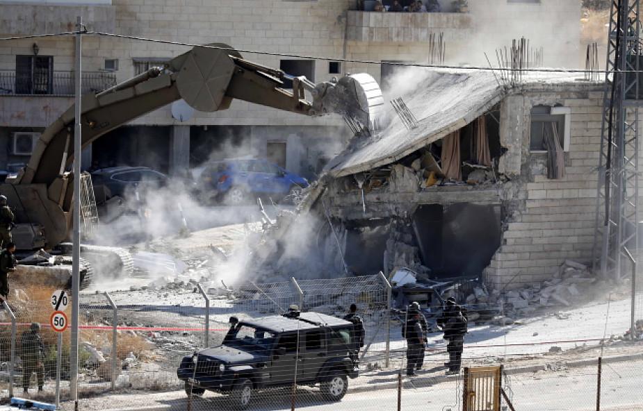 Wschodnia Jerozolima: izraelskie buldożery rozpoczęły wyburzanie palestyńskich domów