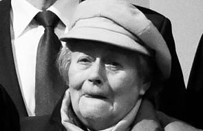 Zmarła Barbara Enholc-Narzyńska, była dyrektor Towarzystwa Biblijnego