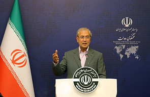 Iran: szef MSZ ostrzega Zachód przed rozpoczęciem konfliktu