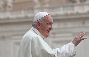Papież zaapelował do skautów, aby pamiętali o Chrystusie