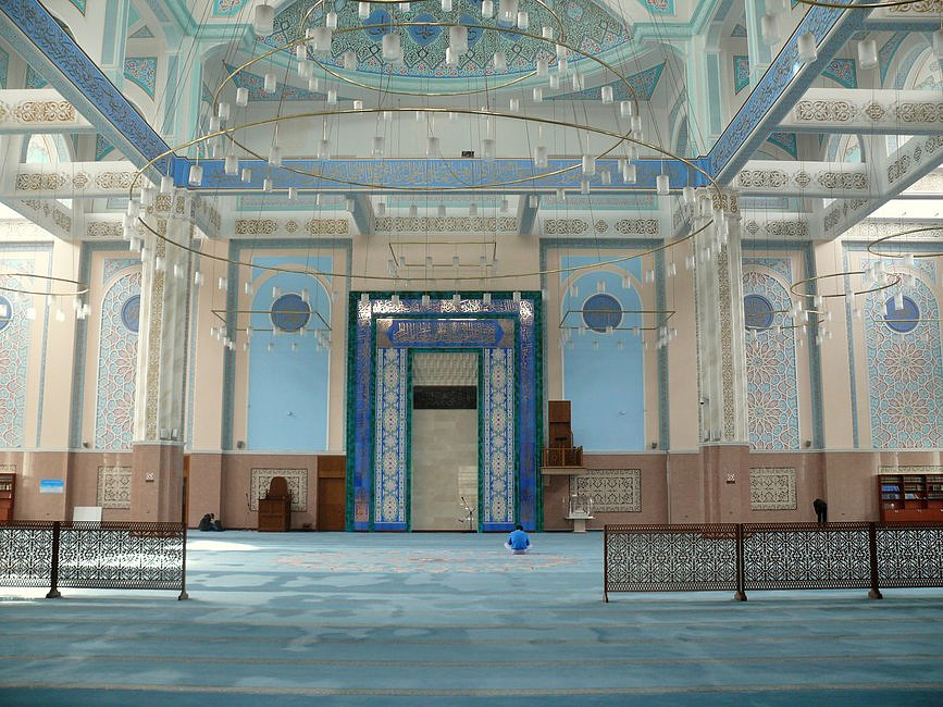Wierzę, że Jezus wszedłby do meczetu - zdjęcie w treści artykułu