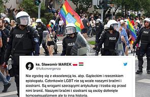 Kuria świdnicka: ks. Sławomir Marek wezwany w trybie pilnym ws. wypowiedzi na Twitterze