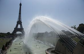 W Paryżu padł nowy absolutny rekord ciepła: 42,6 st. C. Upały zmierzają do Polski!