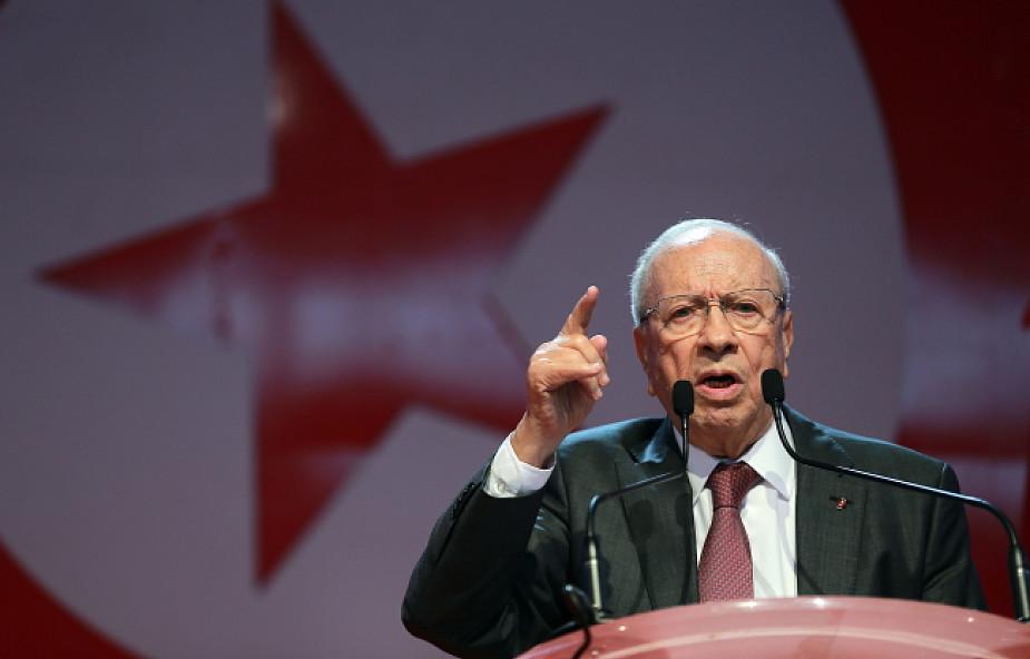 Tunezja: zmarł prezydent Bedżi Kaid Essebsi