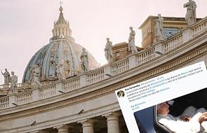 Nagły wyjazd Benedykta XVI. To się nie zdarzyło od czterech lat