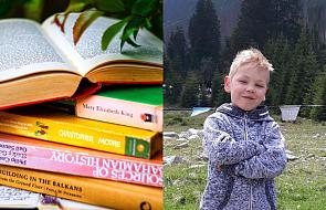Ksiądz napisał powieść fantasy, żeby uratować życie dziewięciolatka