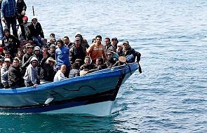 Czerwony Półksiężyc: nawet do 200 migrantów mogło zginąć u wybrzeży Libii