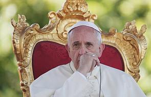 """Papież o spotkaniu z kobietami zmuszanymi do prostytucji. """"Wielu klientów nazywa siebie chrześcijanami"""""""