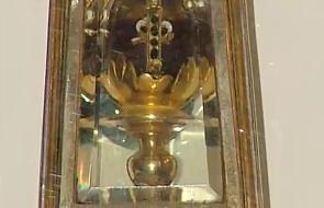 W Madrycie na oczach wiernych dokonał się cud krwi św. Pantaleona