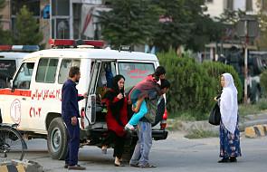Afganistan: co najmniej 20 zabitych w ataku na biuro kandydata na wiceprezydenta