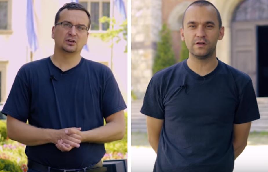 Spór o miejsce osób bezdomnych w Krakowie - konfrontacja dwóch przeciwnych głosów w sprawie [WIDEO]
