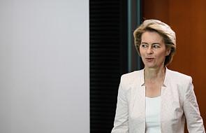Państwa UE ją nominowały - teraz los ws. szefowej KE zależy od europosłów