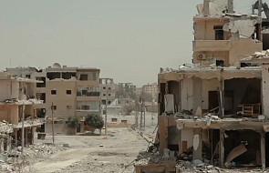 Syria: pod Rakką odkryto grób zbiorowy ze zwłokami co najmniej 200 osób