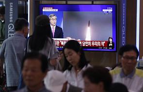 Minister obrony Korei Płd.: Pjongjang testował nowy rodzaj pocisków