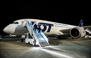 Milczarski: nowe połączenia LOT-u z Budapesztu m.in. do Seulu, Sofii i Brukseli