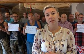 Adriana Porowska, szefowa Kamiliańskiej Misji Pomocy Społecznej: przyjedziemy do Krakowa na sesję Rady Miasta