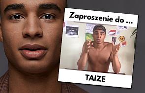 Uczestnik Top Model zachęca, żeby pojechać razem z nim do… Taizé! Zobacz, co porusza Szymona Reicha w tym miejscu