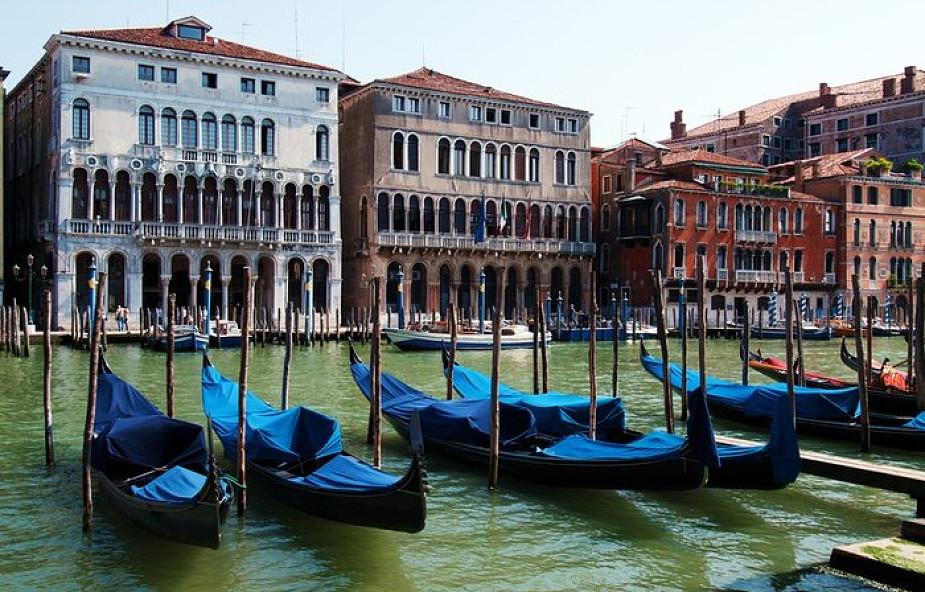 Europejska fundacja domaga się wpisu Wenecji do dziedzictwa zagrożonego UNESCO