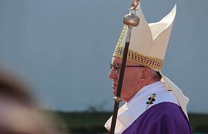 Papież do grekokatolików: czuwajcie i módlcie się, a na zło odpowiadajcie dobrem