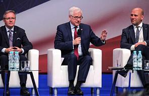 Jacek Czaputowicz: chcemy silnego budżetu UE