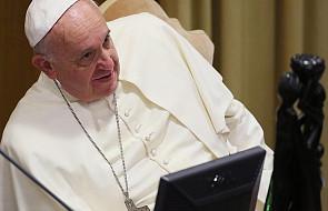 """Papież na obiedzie w kurii generalnej jezuitów. """"Była to wizyta prywatna"""""""
