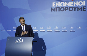 Grecja / Exit poll: wybory parlamentarne wygrywa Nowa Demokracja