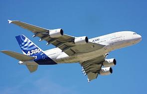 Airbusy A380 mogą mieć pęknięcia na skrzydłach; firma zaleci inspekcje