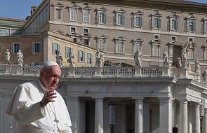 Franciszek: wiara otwiera nasze serca na bliźniego i pobudza do jedności