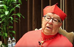Nie żyje kardynał mianowany przez papieża Franciszka. Miał 88 lat