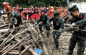 Chiny: już 44 ofiary śmiertelne tajfunu Lekima