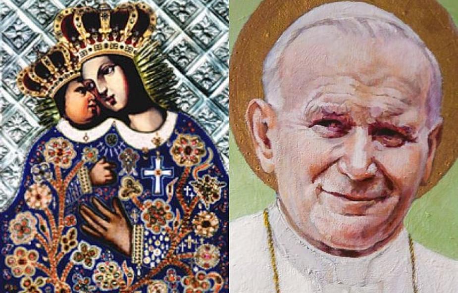 Tą modlitwą Jan Paweł II modlił się za wstawiennictwem Matki Bożej Kalwaryjskiej