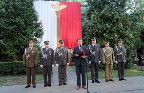 Błaszczak: Żołnierze z 1920 r. dobrze zasłużyli się Polsce, chwała o nich i pamięć będą wieczne