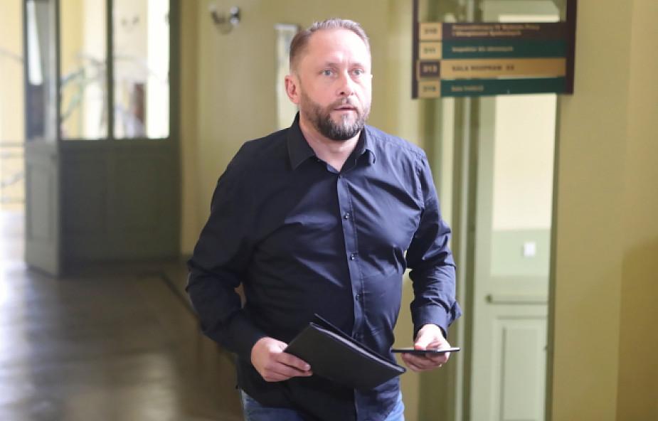 Łódzkie: Kamil Durczok nie trafi do aresztu