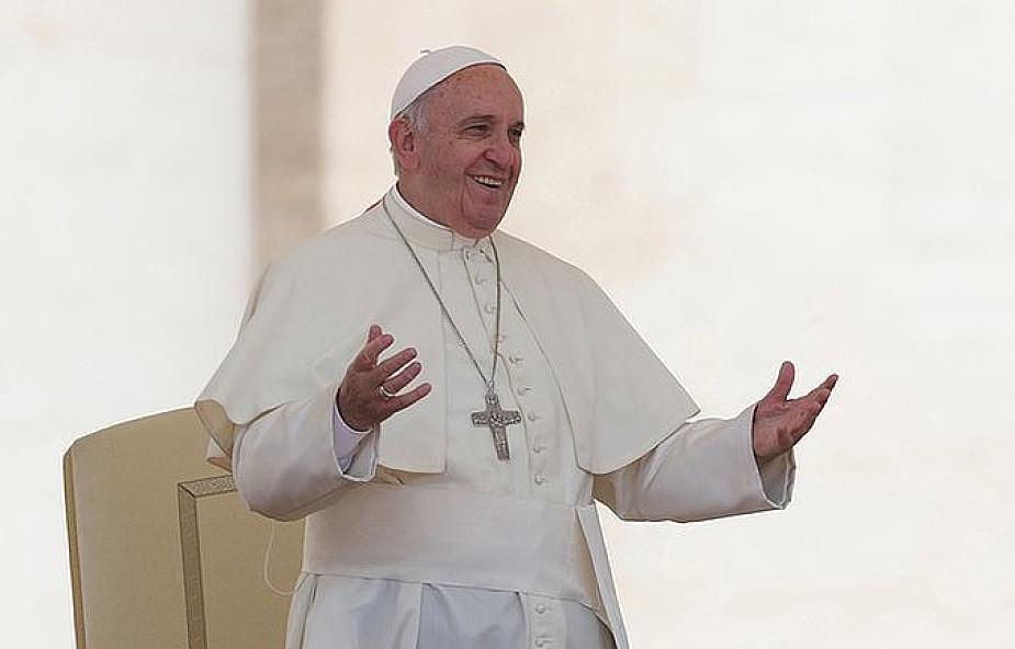 Franciszek: celem naszego życia jest niebo; nie dajmy się wciągnąć przez małostkowości życia