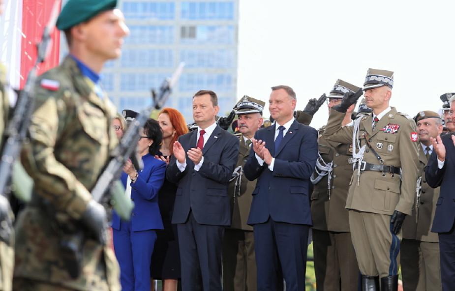 Prezydent w Święto Wojska Polskiego: kto walczy o Polskę, jest jak polski żołnierz