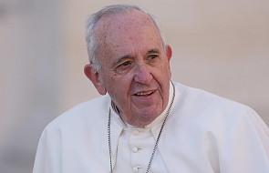 Franciszek na temat odbudowy katedry Notre Dame