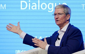 Szef Apple'a ostrzegł prezydenta USA przed wpływem ceł na import z Chin