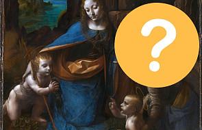 """Tajemnicza """"Madonna w grocie"""" da Vinciego ukazuje kolejne oblicze"""
