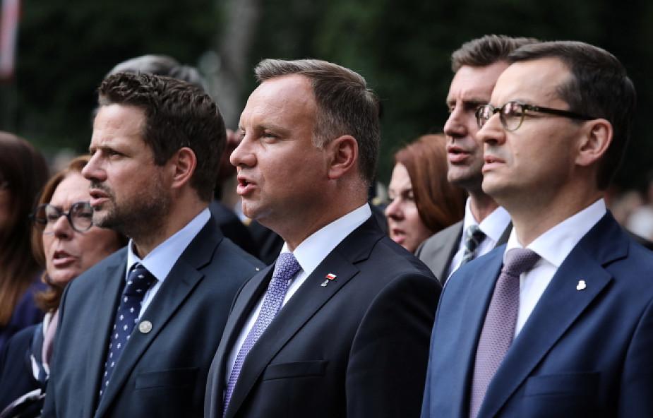 Prezydent o wydarzeniach w Białymstoku: absolutnie nigdy tego nie zaakceptuję, że ktokolwiek został zaatakowany