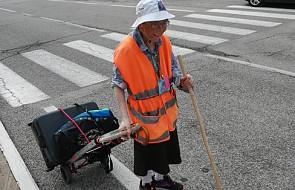 95-letnia kobieta pielgrzymuje z Włoch do Częstochowy