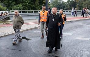 Abp Ryś: na pielgrzymce każdy człowiek może wziąć odpowiedzialność za innych