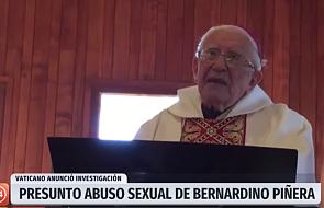 Watykan prowadzi dochodzenie przeciwko b. przewodniczącemu episkopatu Chile