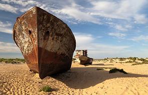 Kazachstan: chrześcijanie uczestniczą w ratowaniu Jeziora Aralskiego