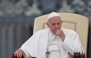 Papież przestrzega przed zachowaniem, które oznacza kultywowanie hipokryzji