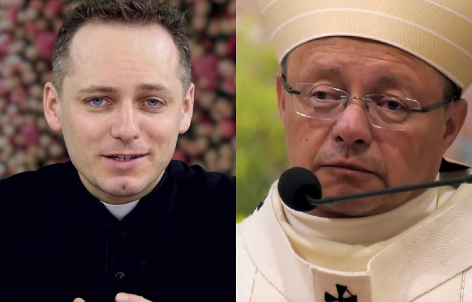 Arcybiskup Ryś o zdjęciu ekskomuniki z księdza Misiaka: jestem pełen dobrych myśli